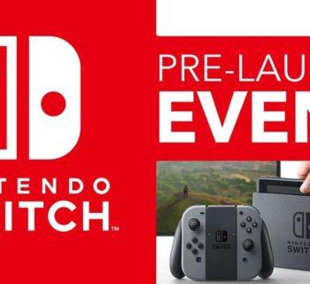 nintendo switch pre-launch event