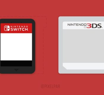 Comparativa cartucce Switch/3DS