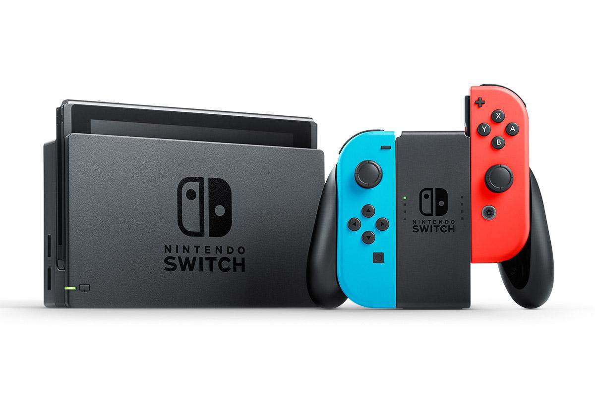 Nintendo Switch Color