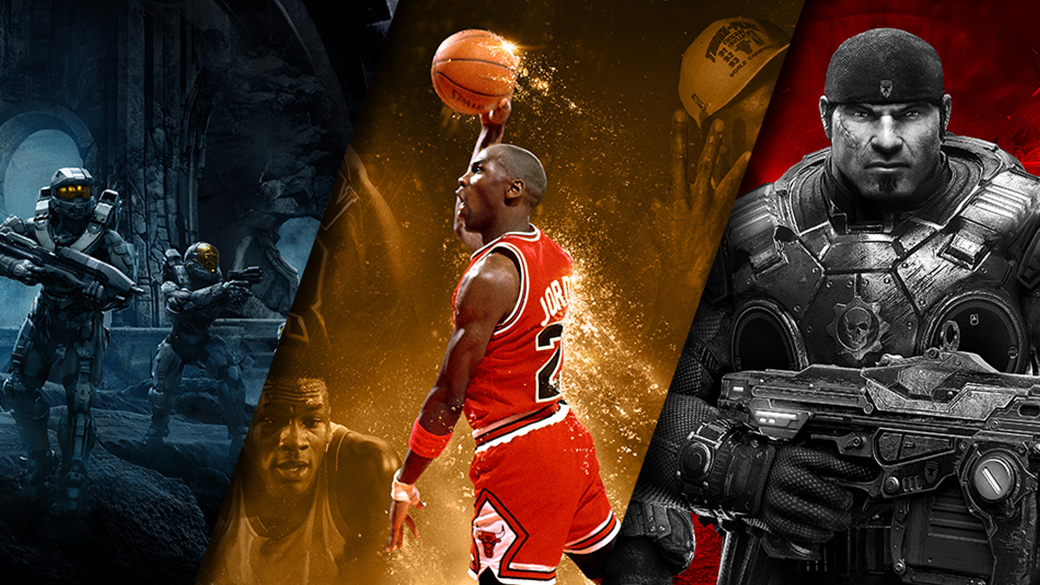 Halo 5: Guardians, NBA 2K16, Gear of War: Ultimate Edition