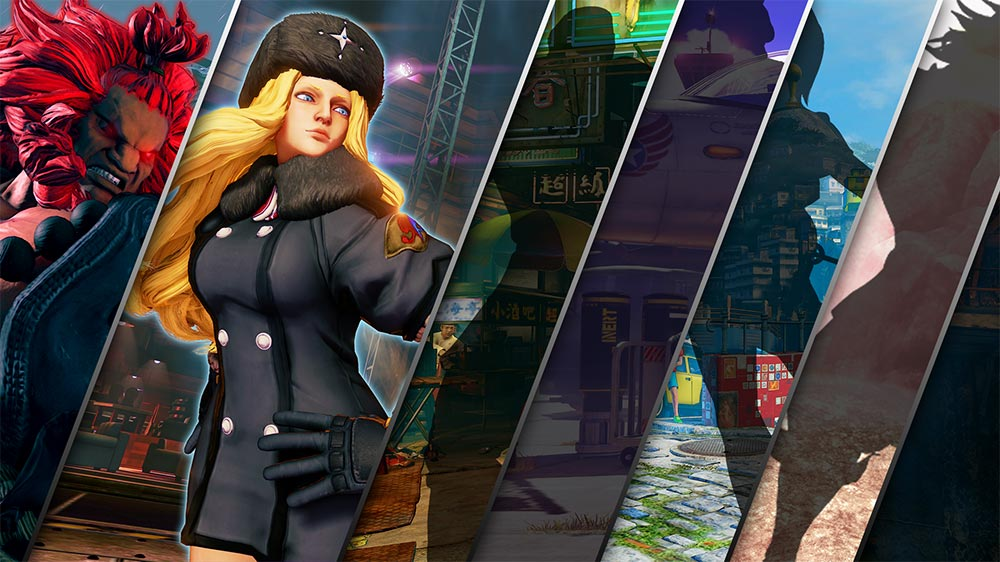Street Fighter V: Kolin si presenta in un nuovo trailer