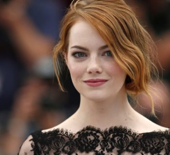 "Cast member Emma Stone poses during a photocall for the film ""Irrational Man"" out of competition at the 68th Cannes Film Festival in Cannes, southern France, May 15, 2015.       REUTERS/Benoit Tessier - RTX1D3I6"