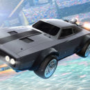 Rocket League Ice Charger