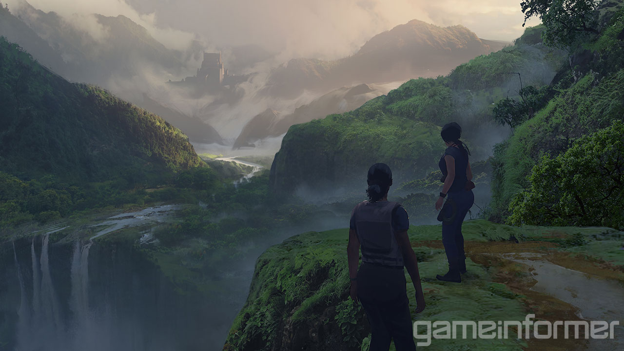 Pubblicate nuove immagini concept di Uncharted The Lost Legacy
