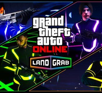 GTA Online Guerra Territoriale