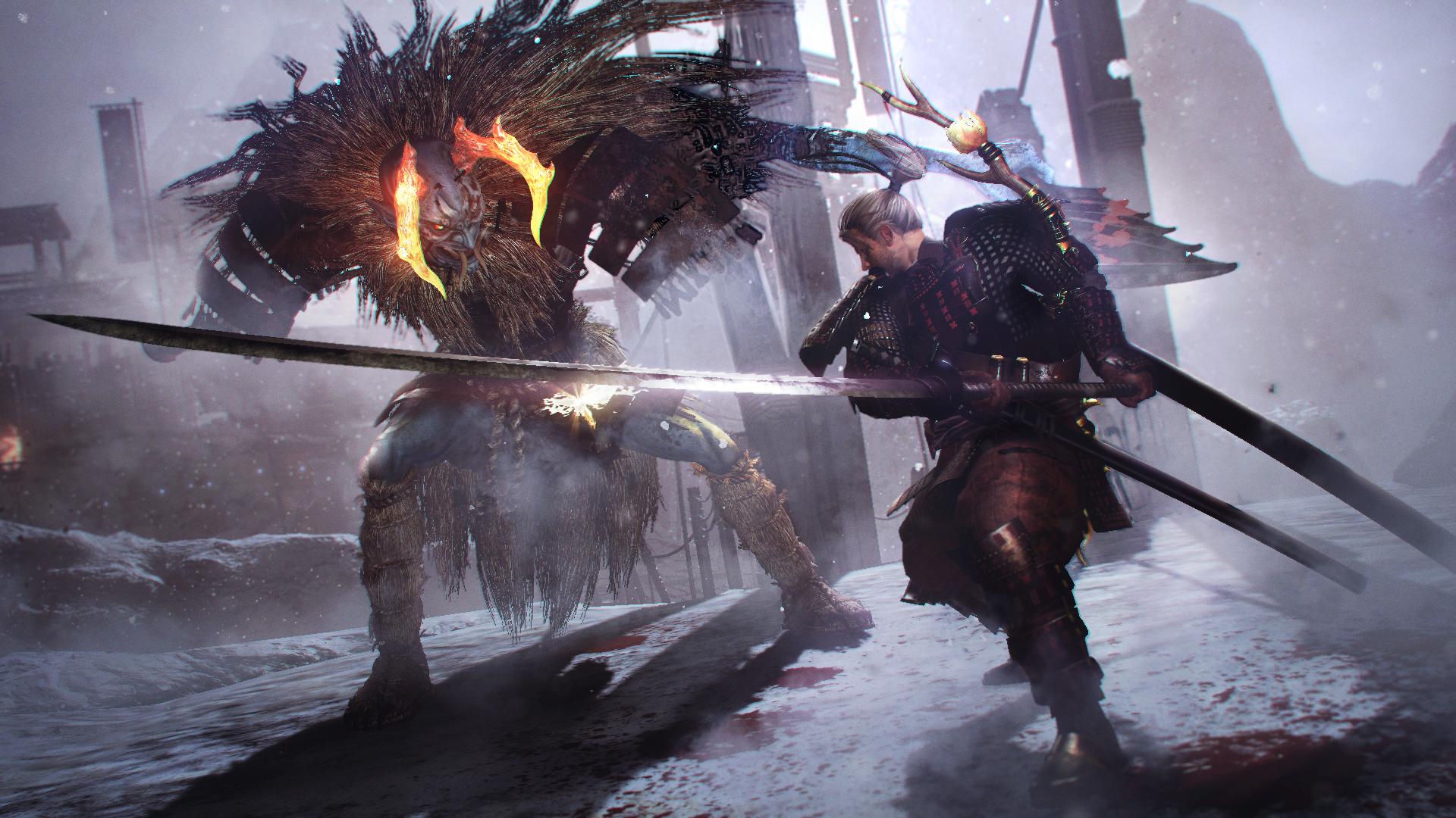Nioh - Drago del Nord 1