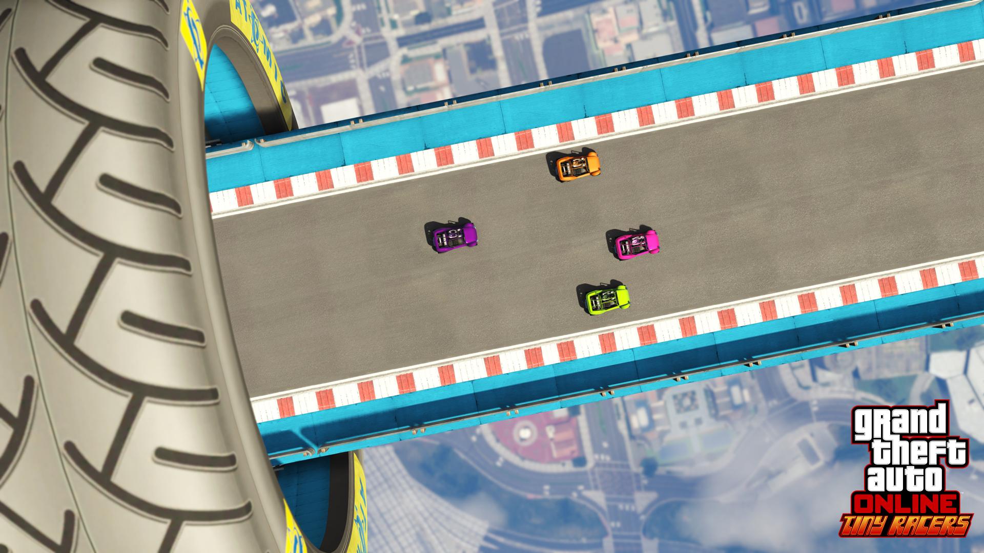 GTA Online: Disponibile la nuova modalità Pilotini
