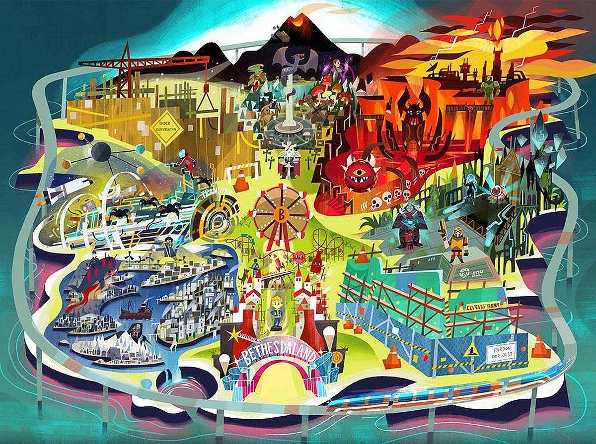 Bethesda Softworks annuncerà due giochi all'E3