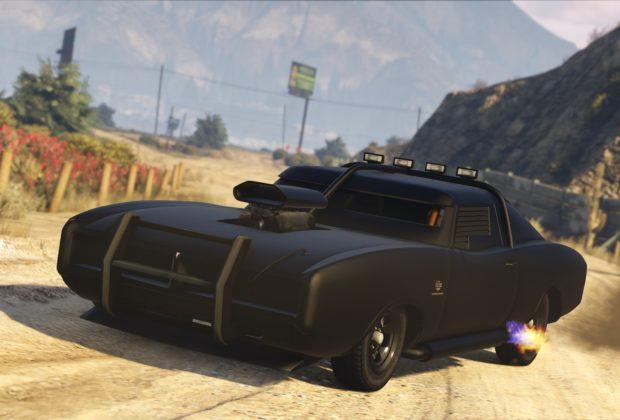 GTA Online Duke O'Death