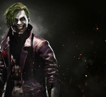 Injustice 2 Joker