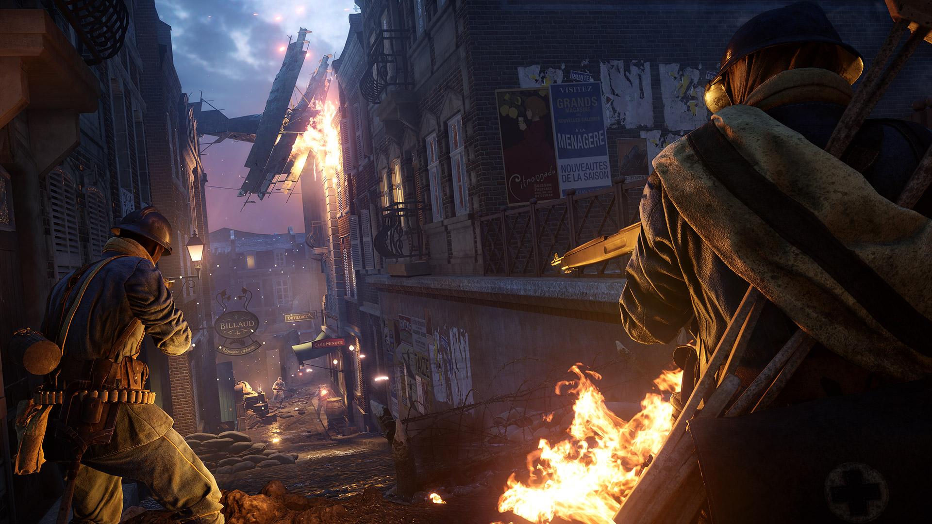 Battlefield 1 il CTE ricevera presto la nuova mappa Prise de Tahure