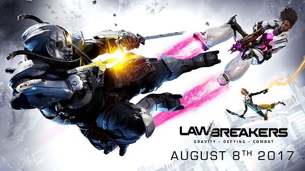 LawBreakers ha finalmente una data d'uscita su Steam e PlayStation 4