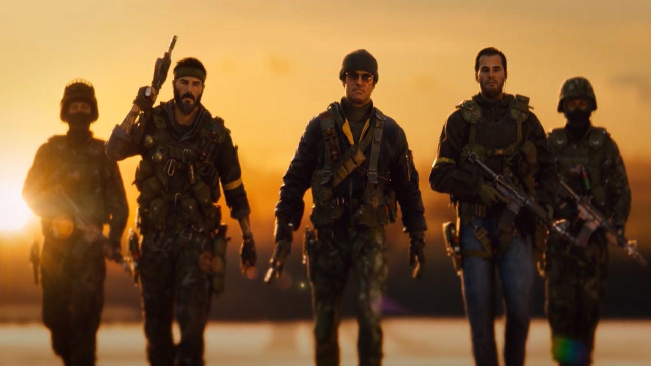 Warzone operatori