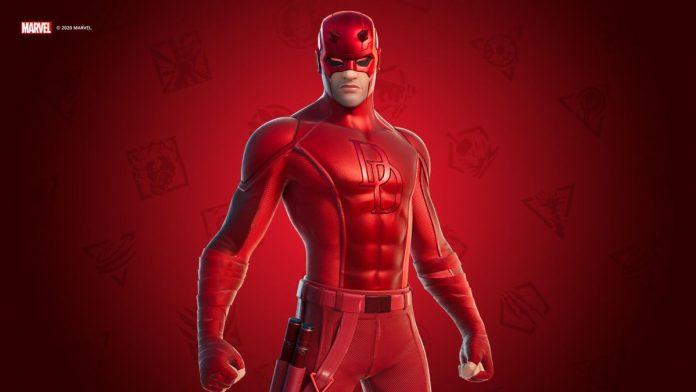 Daredevil Marvel Fortnite