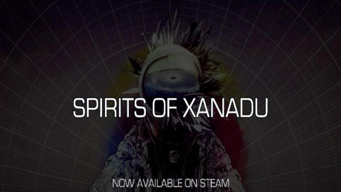 Steam Spirit of Xanadu
