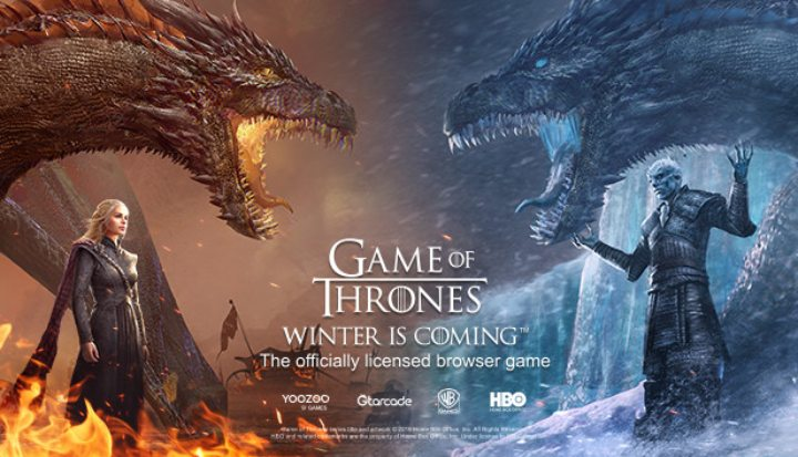 Game of Thrones: Winters is Coming Lin Qi