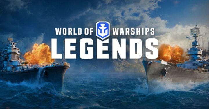 World of Warship: Legends