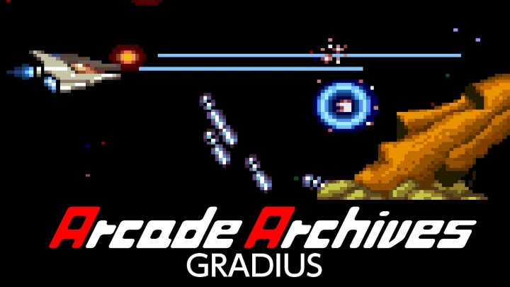 Gradius III su Nintendo Switch