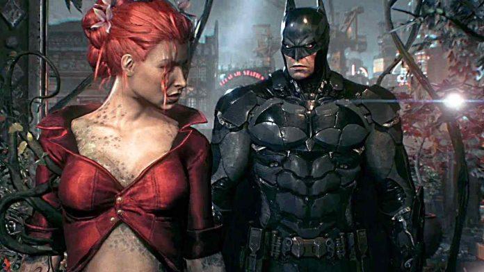 Poison Ivy in Gotham Knights?