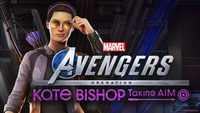 Kate Bishop Marvel's Avengers