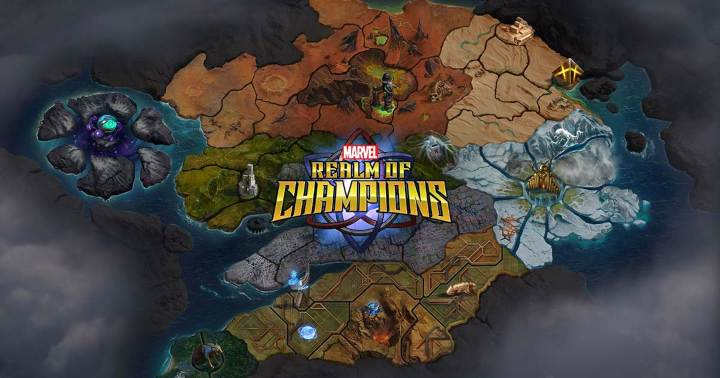 Marvel Reame dei Campioni