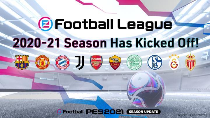 eFootball.league
