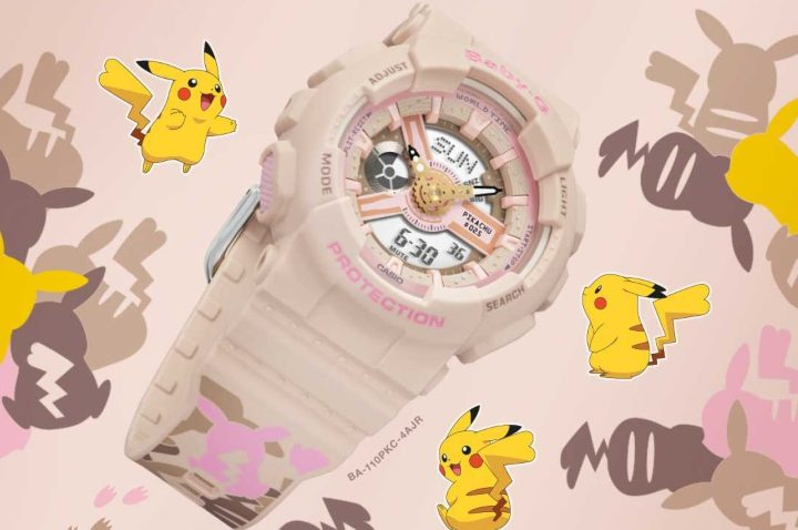 Pokémon Casio