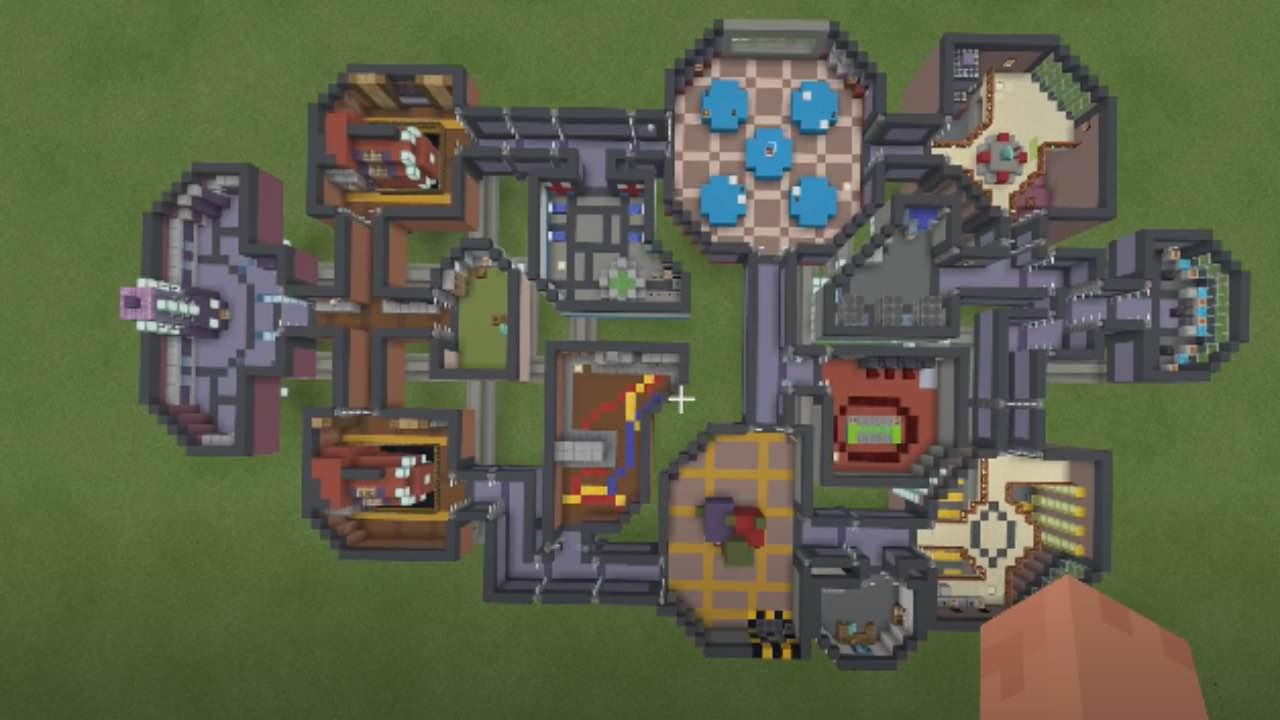 Among Us mappa Minecraft
