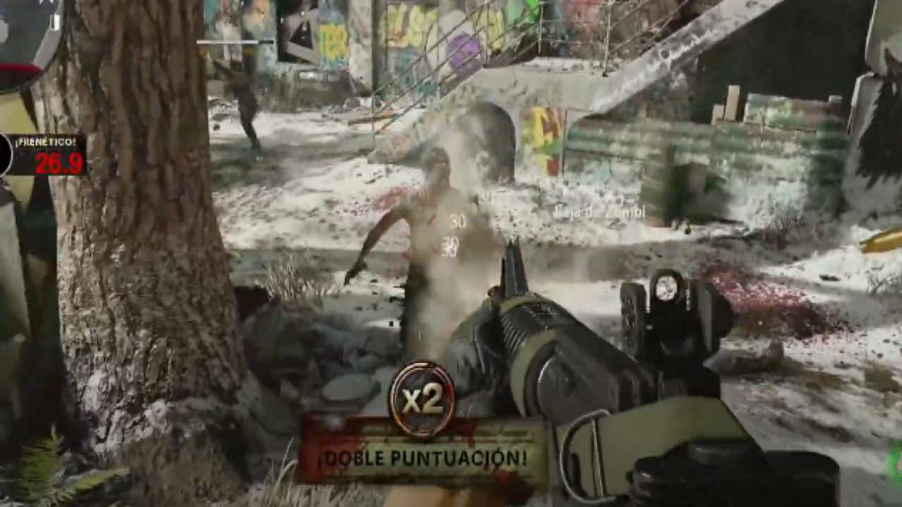 COD Black Ops Cold War Zombies