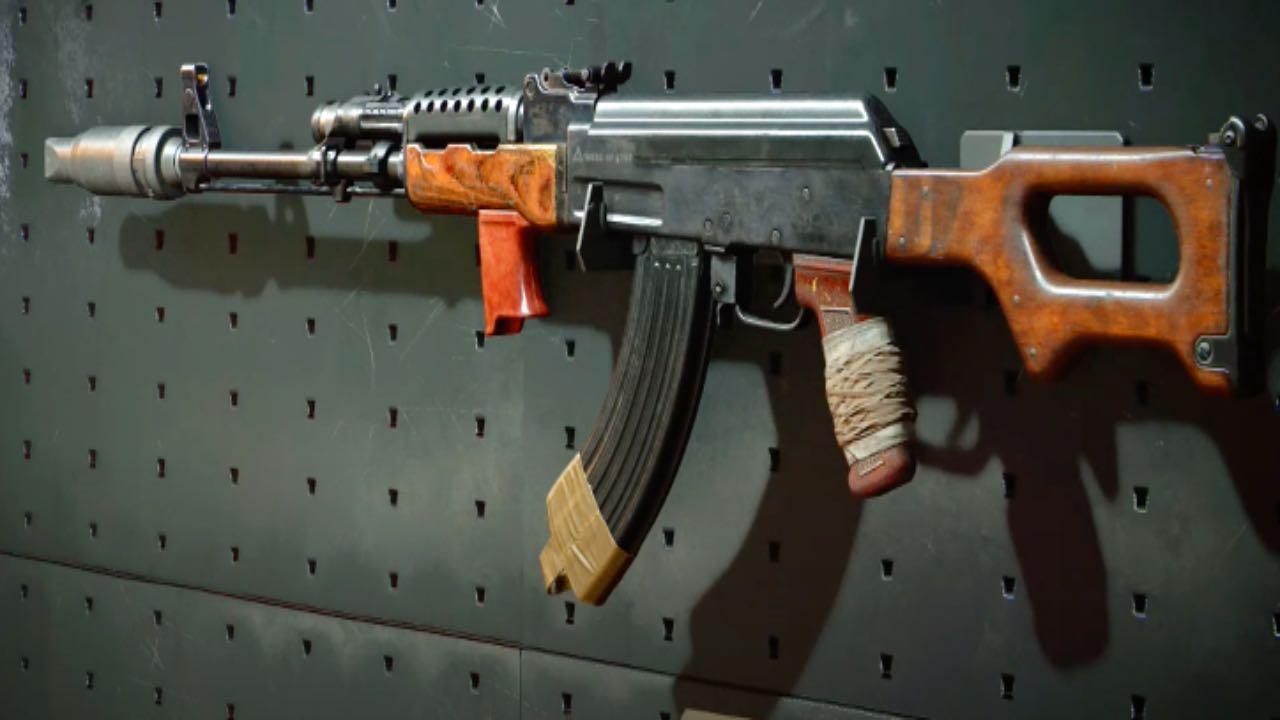 COD Cold War AK47