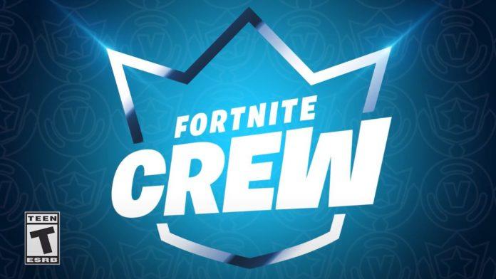 Fortnite Crew