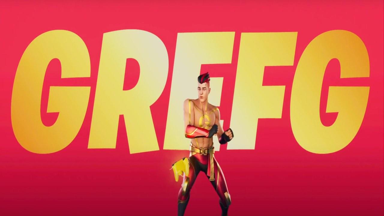 Fortnite TheGrefg