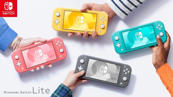 Nintendo Switch Lite Natale