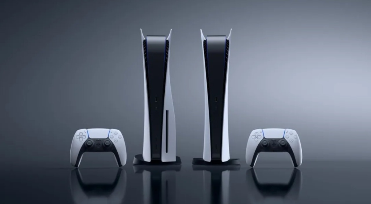 PS5 con lettore e digital