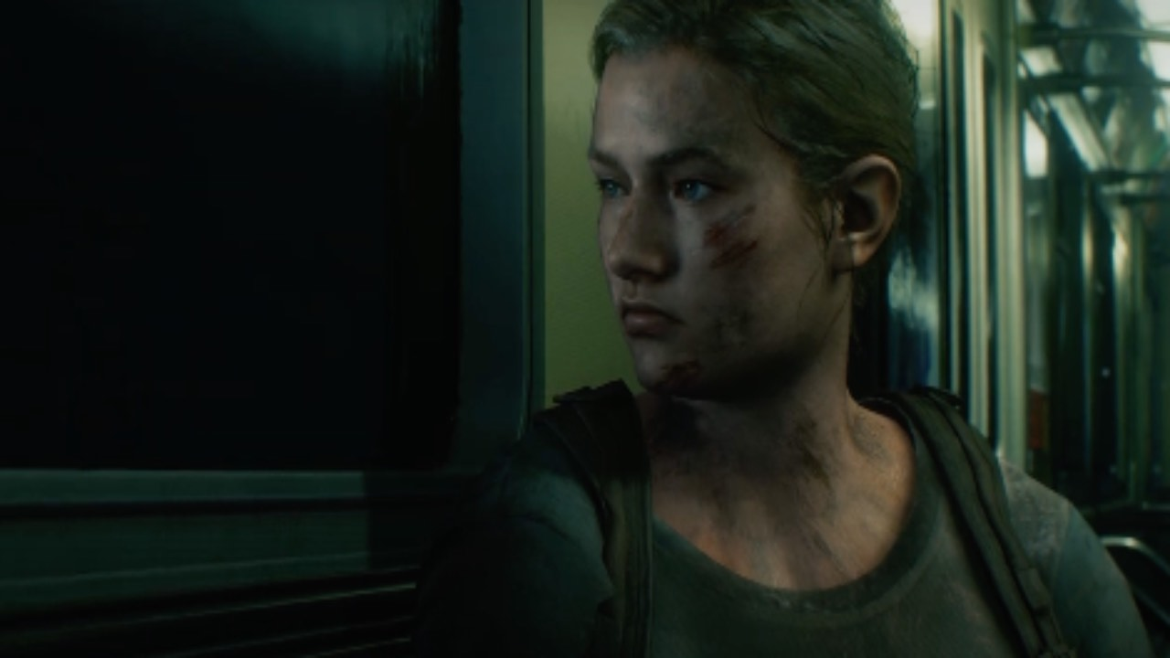 The Last Of Us Part II Abby mod Resident Evil 3 Remake