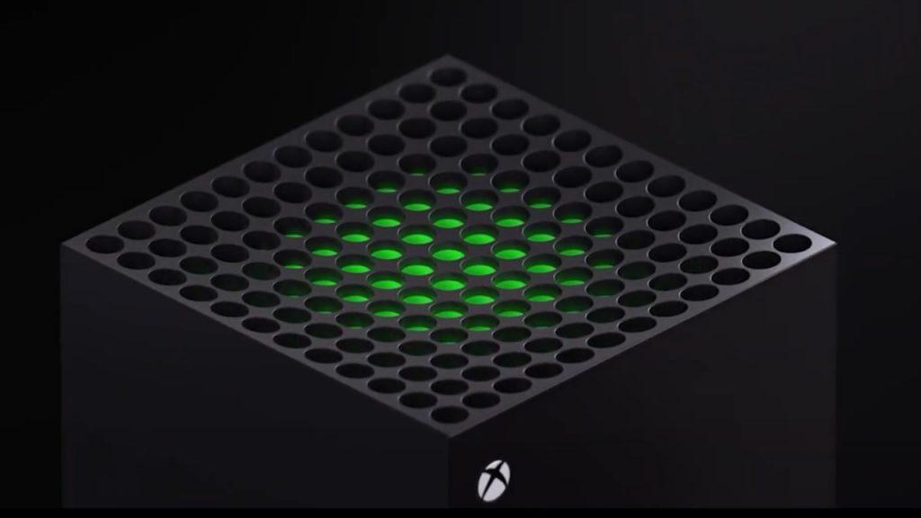 Xbox Series X ventola