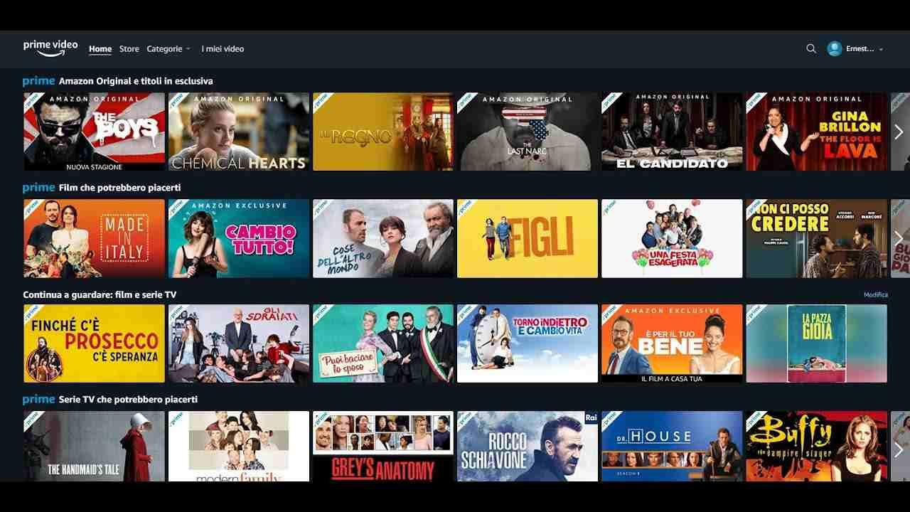 Amazon Film Freitag 2021