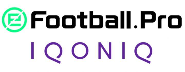 Konami e IQONIQ eFootball.Pro