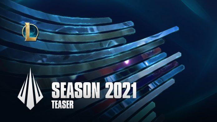 League of Legends Stagione 2021