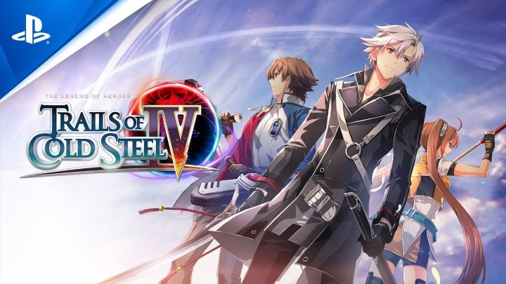 esclusiva PS4 Nintendo Switch The Legend of Heroes: Trails of Cold Steel IV