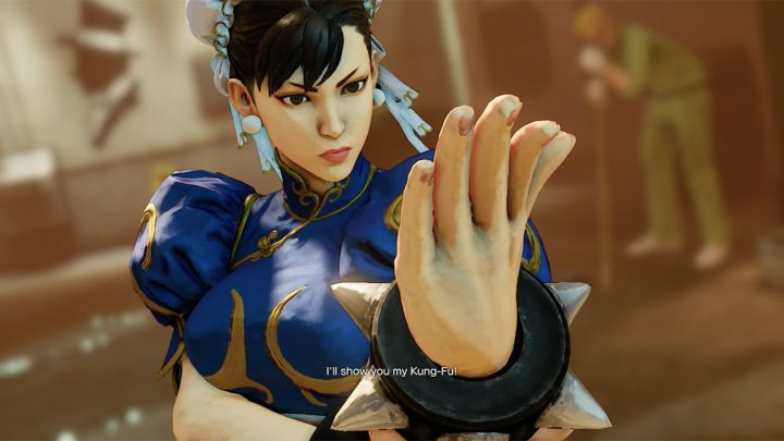 Super Smash Bros Ultimate Chun-Li