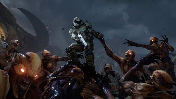 Doom su Fall Guys