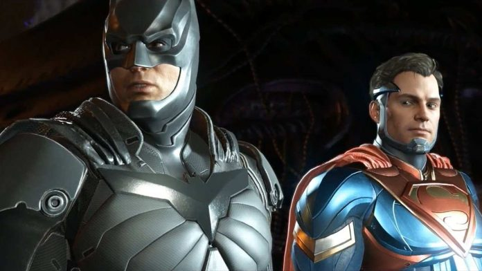 Xbox Game Pass Injustice 2