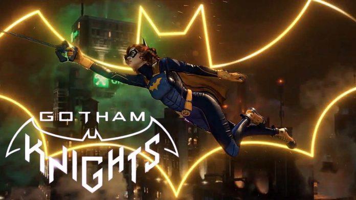 Gotham Knights gameplay