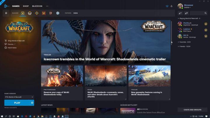 Battle.net Blizzard