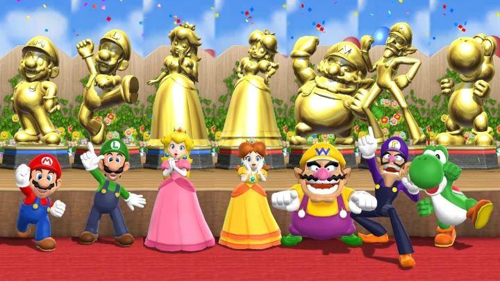 Nuovo Mario Party