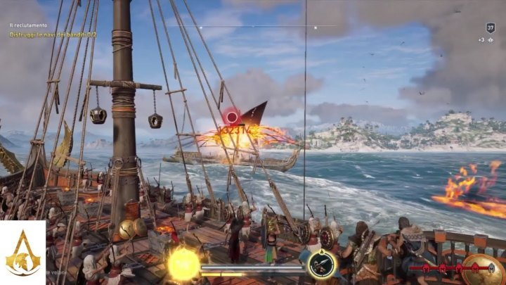 Assassin's Creed Odyssey Odissea