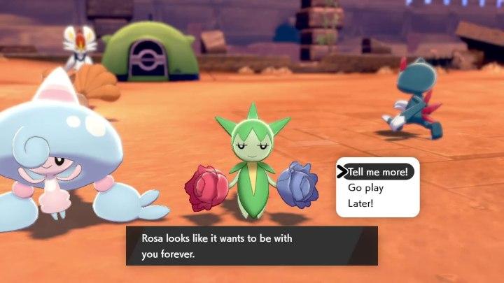 Pokémon GO Community Day Roselia