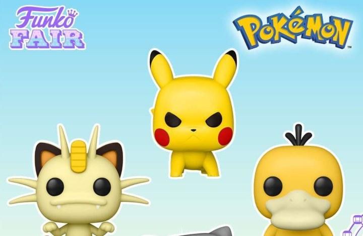 Funko Fair 2021 Pokémon