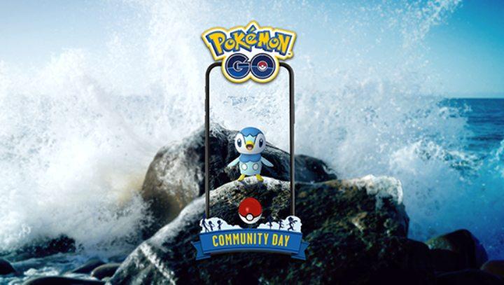 Piplup, in attesa del Tour di Pokémon GO di Kanto